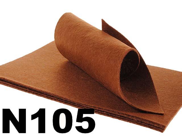 e12c36b923461 Filc o grubości 2 mm na metry szer.100 cm - N105