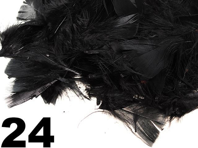 Piórka Dekoracyjne Pióra 50g 24